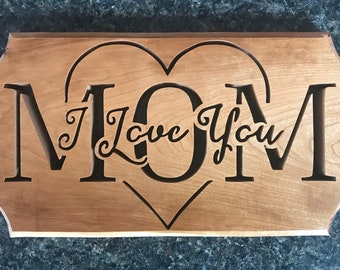 Mother's Day plaque