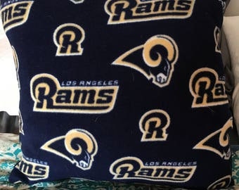 NFL Rams Football Pillow (or any other sports team)