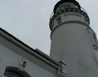 Umpqua Lighthouse Horizontal