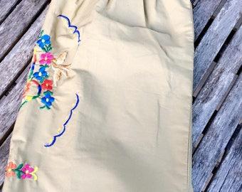 Mexican Dress, Puebla Toddler Dress, Pompom Dress, Cinco de Mayo