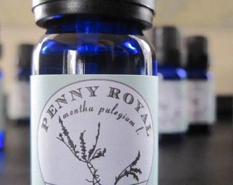 Penny Royal Essential Oil - Aromatherapy - Essential Oil - Undiluted Essential Oil  - Essential Oils