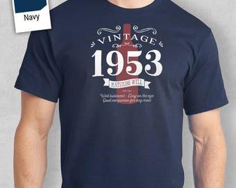 65th Birthday, 1953 Birthday, 65th Birthday Gift, 65th Birthday Present. 65th Birthday Idea for 1953 Birthday, 65th, 65 Birthday!