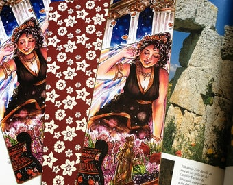 Persephone offerings bookmark