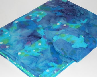 Kindle Cover / Nook Cover / Dolphin Deep Blue Water eReader Cover / Kindle Fire HD Cover, Nook Tablet Cover