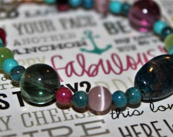 Gemstone Bracelet - 2017 Summer Collection