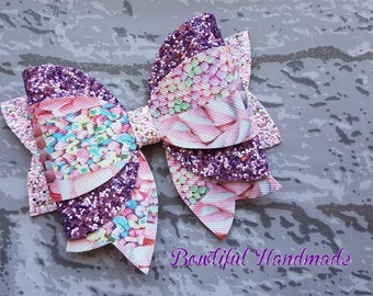 Pick & mix sweetie large Layla bow 4/2 inches