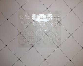 10 pads a pack - Nail Adhesive Tabs Nail glue Nail Sticker Nail Tape
