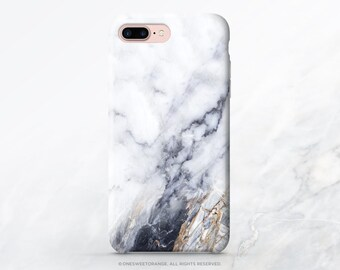 iPhone 8 Case iPhone X Case iPhone Case Marble Print iPhone 7 Plus iPhone 7 Case iPhone SE Case Galaxy S7 Case Galaxy S8 Case V59