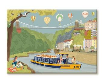 Bristol Magnets (Landscape)