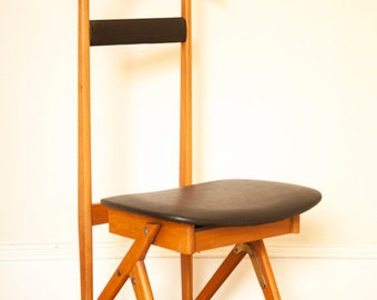 Vintage Mid Century Italian Valet Chair - COLLECTION ONLY