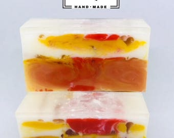 Vanilla Citrus Explosion Soap