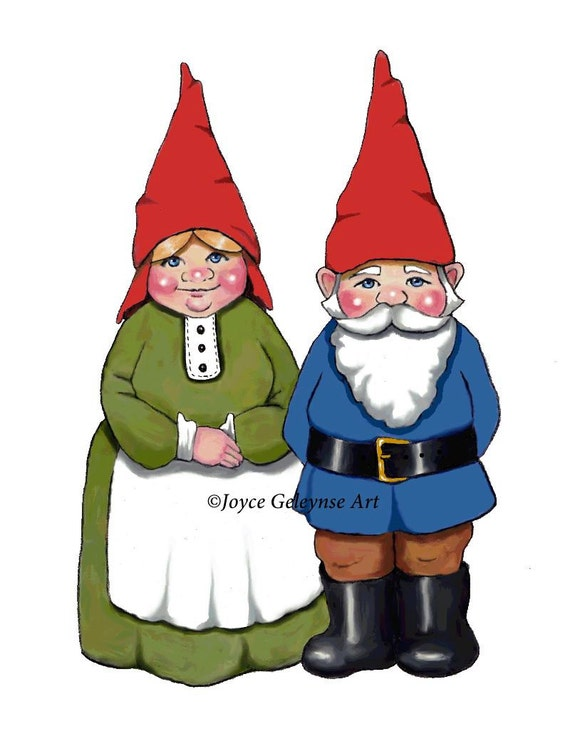gnome clipart hand drawn clipart commercial use ooak rh etsy com gnome clipart png gnome clipart