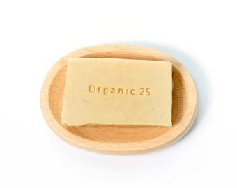 老薑迷迭香洗髮皂 Ginger Rosemary Soap 70g (Organic25)