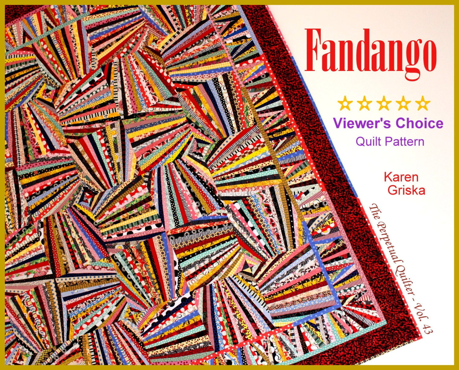 Fandango Quilt Pattern Art Quilt Wall Quilt String Quilt : string quilts patterns - Adamdwight.com