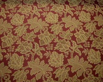 REMNANT Louisburg Pompeii Robert Allen Fabric 58 inches x 7.125 yards
