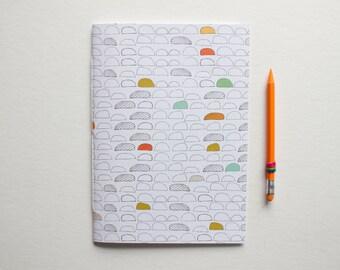travel journal, writing journal, prayer journal, sketchbook journal, notebook journal, small sketchbook, blank journal, patterned journal