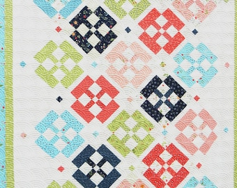 Porch Swing Quilt Pattern (PDF)