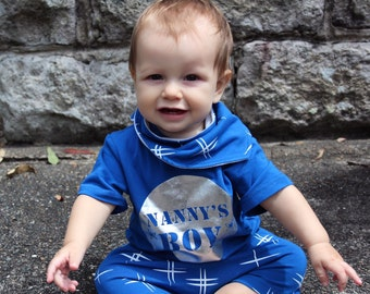 Nanny's Boy Outfit