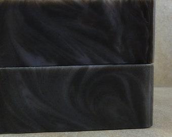 Black Heart - Handmade Soap - Limited Edition