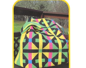 Quilt Pattern - Daffodils & Tulips