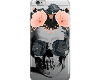 Sugar Skull Cell Phone Case