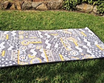 Out and About dog travel mat, dog travel bed, quilted pet mat, crate mat, Australian made pet bed