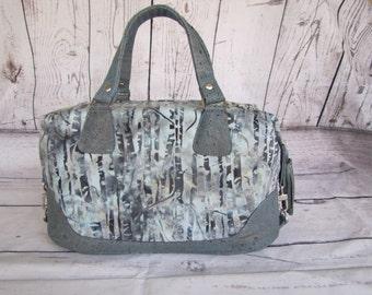 Green Brooklyn Handbag