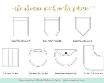 Ultimate Patch Pocket Pattern
