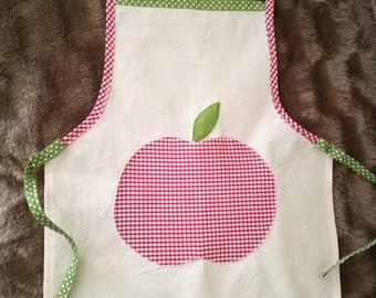 Kitchen kids apron