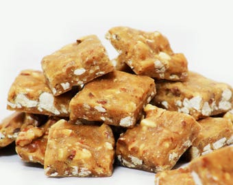 Gourmet Almond Brittle by Its Delish