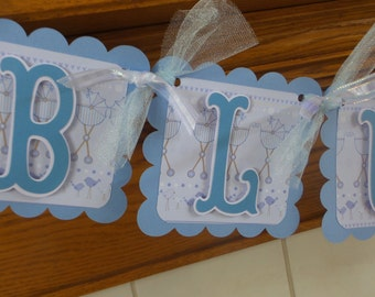 Gender Reveal Baby Banner, Blue or Pink Baby Shower Gender Reveal, Girl or Boy Gender Reveal Banner, Its a Boy or Its a Girl Baby Banner
