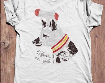 Fantastic Mr Fox | Ash is different, cuss yeah. fan-art tshirt