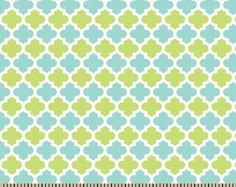Anna's Garden Quatrefoil by Patrick Lose Fabrics - Leaf 63798-8690715 Quilt Fabric