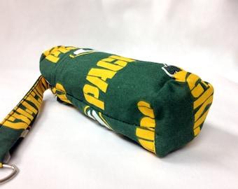 The Touchdown: Golf Ball Bag (Green Bay Packers Print)