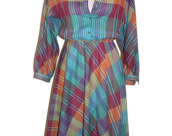 80's Dress that feels like the 50's