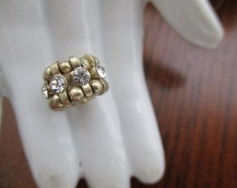 Fashion Rhinestone Doll Bracelet