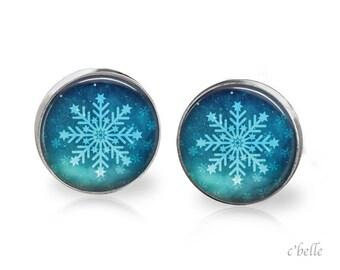 Christmas Earrings Winter-51