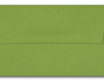 PT Green A2 Envelopes - 50 pack