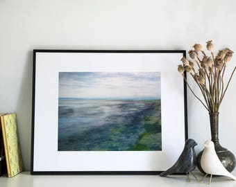 Abstract Landscape, Photographic Print, 11x14