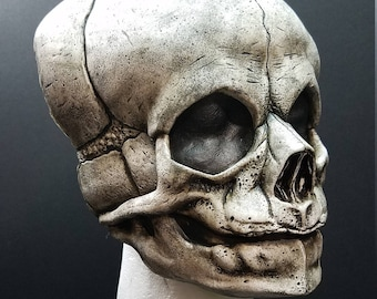 Fetal Skull Resin Mask