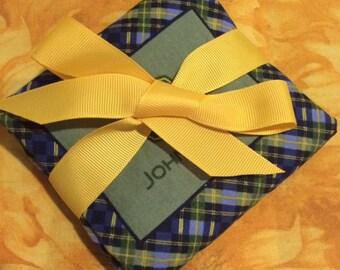 John Deere Lovey - Security Blanket