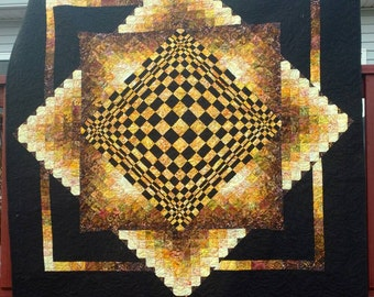 """This is from the pattern """"convex illusions""""."""