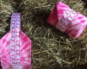 Breast Cancer Polo Wraps