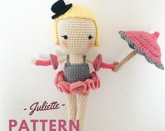 Amigurumi Nyuszik : Crochet patterns for dolls by manuska on etsy