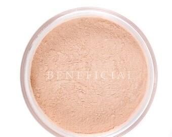 Mineral Makeup - XL FAIR Foundation - Natural Vegan Cosmetics