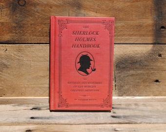 Hollow Book Safe - The Sherlock Holmes Handbook - Hollow Secret Book
