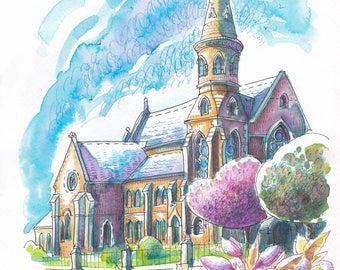 Church, Scotland.