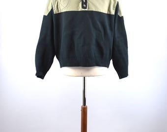Filson Buffalo Hunting Sweater, 100% Wool with Cotton