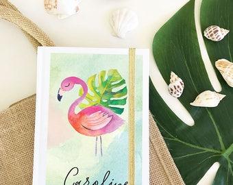 Flamingo Notebook Flamingo Journal Flamingo Notepad - Flamingo Gifts  (EB3191TPB)