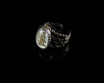 The Seven Archangels - Angelic Sigil Rings Handmade in Solid Brass